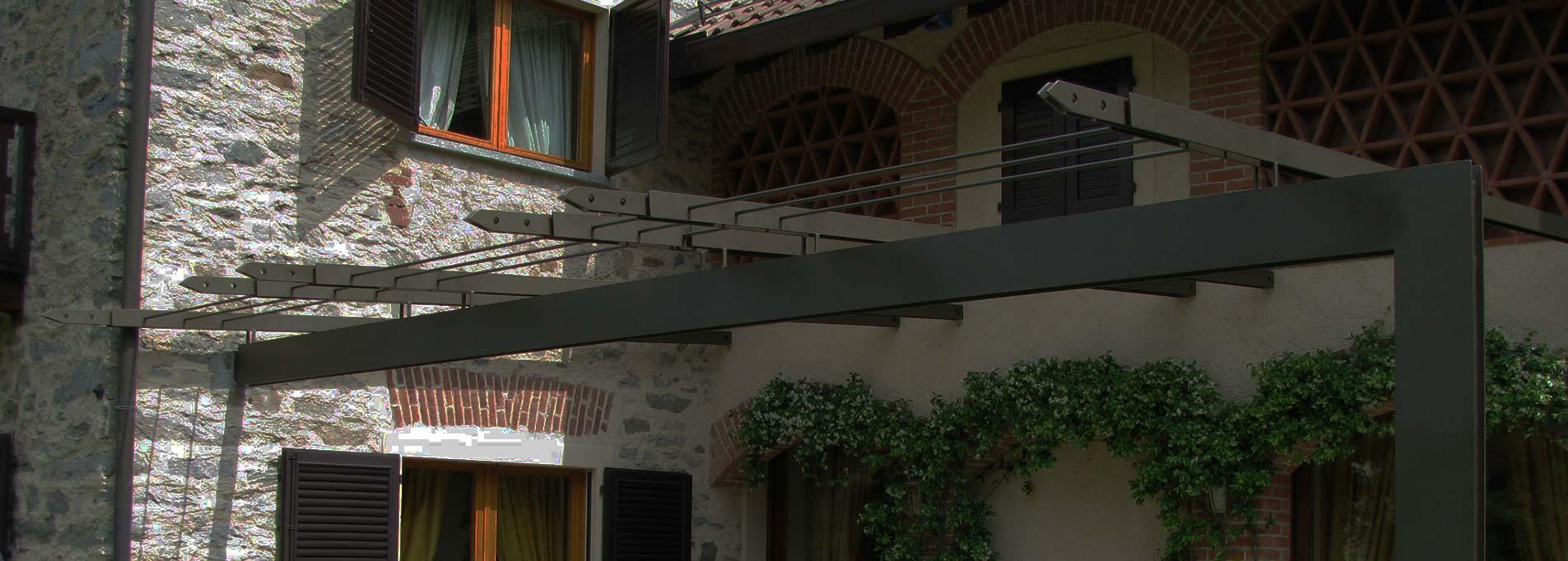 Carpenteria Piazza Fratelli Omegna